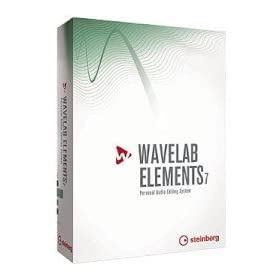 Steinberg WaveLab Elements7