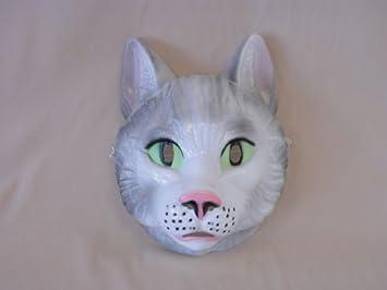 Animal adulto máscara de gato