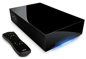 LaCie LaCinema Classic HD, 1TB - Reproductor/sintonizador (1TB, Negro, 5400 RPM, FAT32, HFS+, NTFS, 1000 GB, BMP, GIF, PNG, ASF, AVI, DAT, DivX, DVR-MS, MKV, MOV, MP4, MPEG, VOB, WMV)
