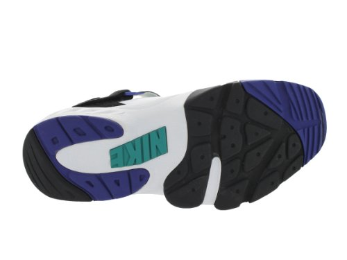 Nike Air Trainer Huarache 94 (White / Black / Lapis, 13M US)