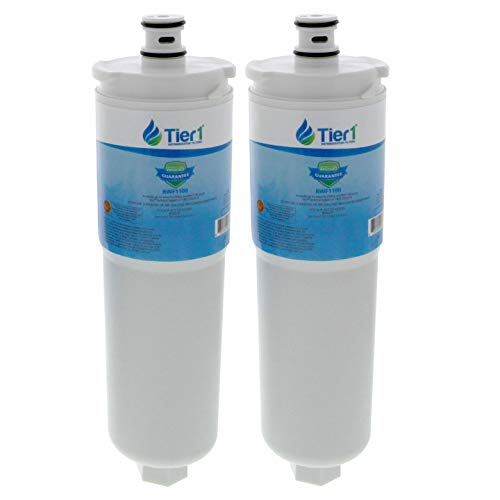 - Tier1 Replacement for Bosch 640565, Whirlpool WHKF-R-PLUS, EVOLFLTR10, CS-52, AP3961137 Refrigerator Water Filter 2 Pack
