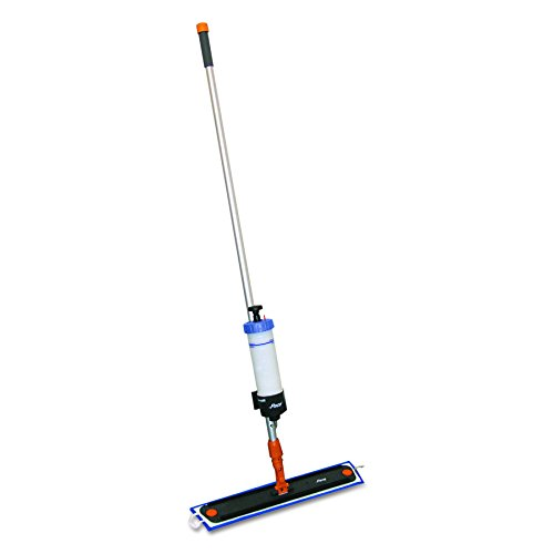 Diversey Pace 60 High Impact Cleaning Tool with Microfiber Pad - Rapid and and High Efficient Cleaning for All Types of Floors by Diversey