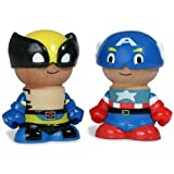 : Playtown Marvel Superheroes Super Set