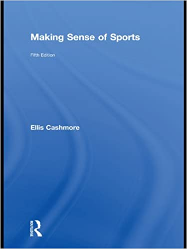 Download Making Sense of Sports PDF, azw (Kindle), ePub, doc, mobi
