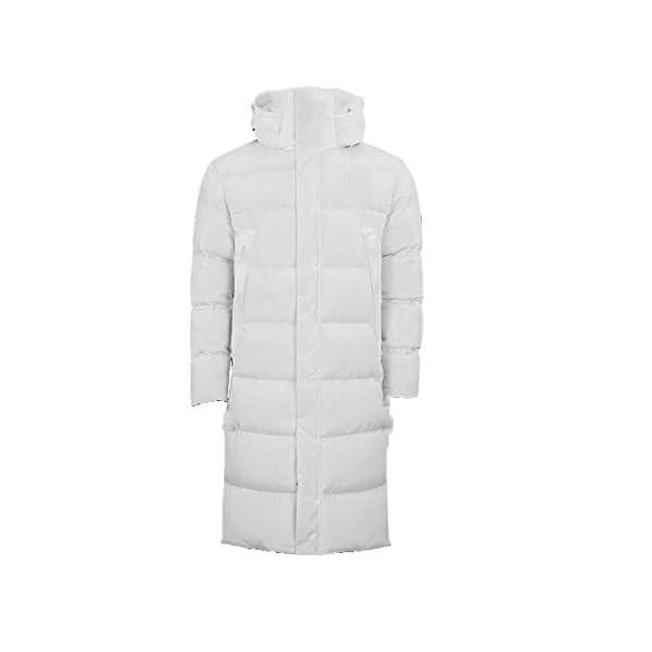 Manteau d'hiver pour homme – Veste matelassée au-dessus du genou
