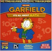 GARFIELD 3RD GRADE - MATH