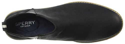 Seaport Boot Ankle Top Black Women's sider Sperry 5 M Us Daley cCdy1yf