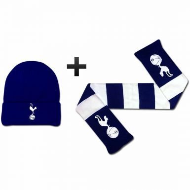 Image Unavailable. Image not available for. Color  Tottenham Hotspur Winter  Warmers Hat ... 0ce39800578