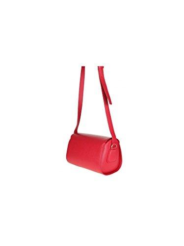 Furla Mujer BJV2ARERUB Rojo Cuero Bolso De Hombro
