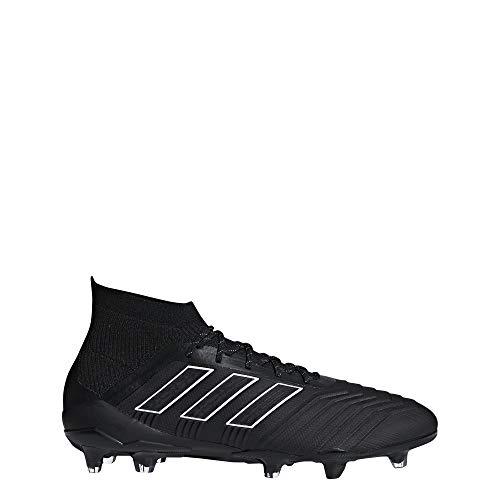 Predator Adidas negbás Ftwbla 000 Homme 1 Chaussures Noir De Football Fg 18 dpzqxwRrp