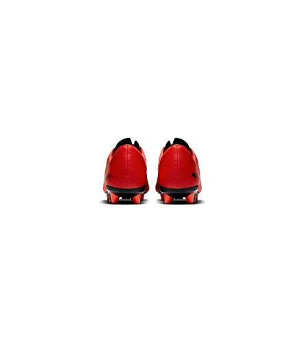 Nike Mercurialx Victory VI DF IC, Scarpe da Calcio Uomo Multicolore (University Red/Black-bright Cr)