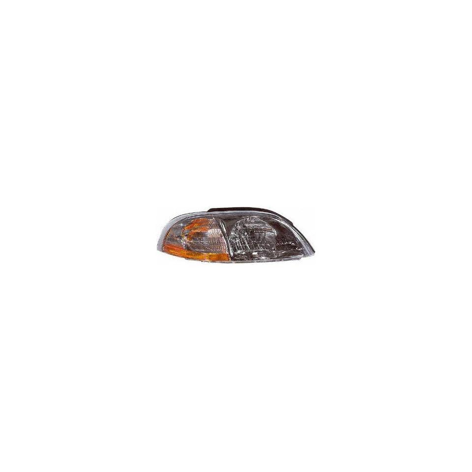 99 00 FORD WINDSTAR HEADLIGHT RH (PASSENGER SIDE) VAN (1999 99 2000 00) 3301101RAS XF2Z13008AA