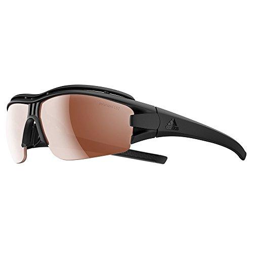 adidas Evil Eye Halfrim Pro XS Sunglasses 2018 Black Matte LST Polarized