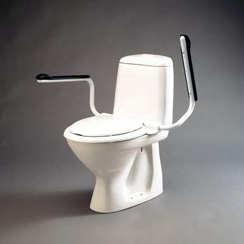 Sammons Preston Etac Toilet Support with Armrests
