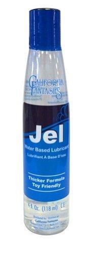 Jel Water-Based Gel Lubricant - 4 oz. Bottle