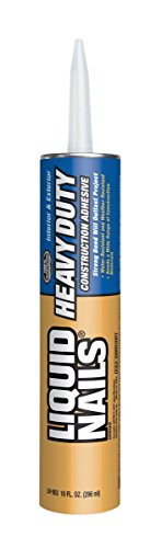 (Liquid Nails LN-903 18 Pack Heavy Duty Construction Adhesive,)