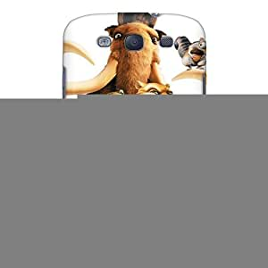 Hot HqN2052BRQG Case Cover Protector For Galaxy S3- Ice Age Cartoons