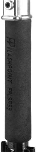 Flashpoint C-Stand Riser Column 9 Silver