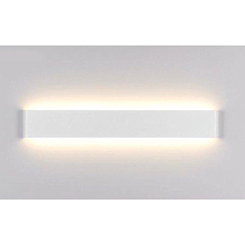 QZz Home® Moderne einfache LED-Aluminiumwand-Lampen ...