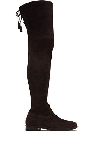 Frye 3474664 Kvinnor Tara Stretch Boot Låret Choklad