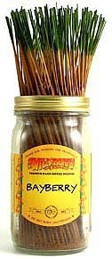 Bayberry Incense - Bayberry - 100 Wildberry Incense Sticks