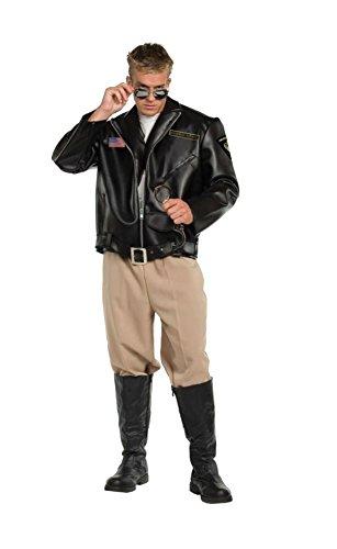 [Highway Patrol One Size Adult Mens Costume] (Highway Patrol Costume)