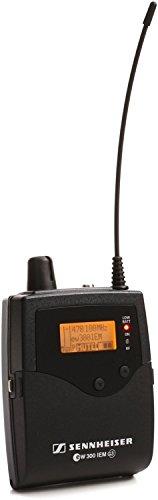 Sennheiser EK 300 IEM G3 - A-1 Band, 470MHz-516MHz