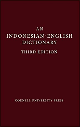 An Indonesian-English Dictionary: John M  Echols, Hassan