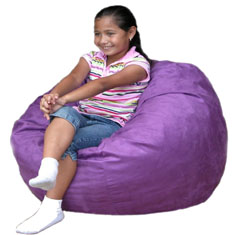 Cozy Sack Bean Bag Chair - Small 2'