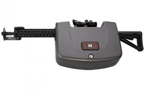 Hornady RAPiD Safe AR Wall Lock RFID, Provide Secure Firearm Storage, Touch-Free Entry, Measures 15'' x 11'' x 3''