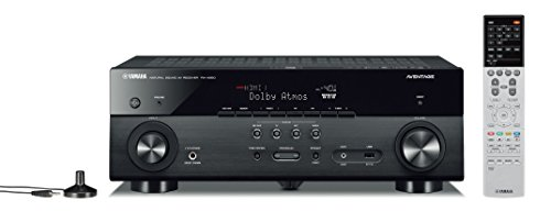 Yamaha RX A660BL Channel Network Receiver