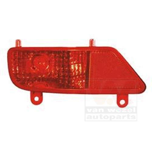 Van Wezel 4076929 Rear fog light