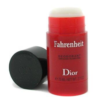Christian Dior Fahrenheit Deodorant Alcohol free