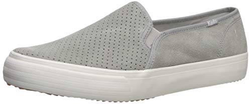 Keds Women's Double Decker Perforated Suede Sneaker