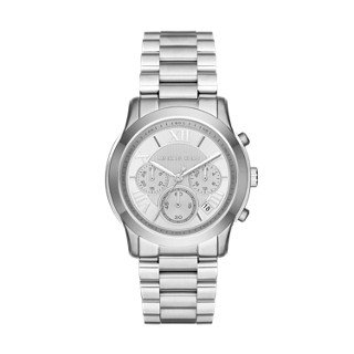 Michael Kors Women's Cooper Silver-Tone Watch MK6273 by Michael Kors