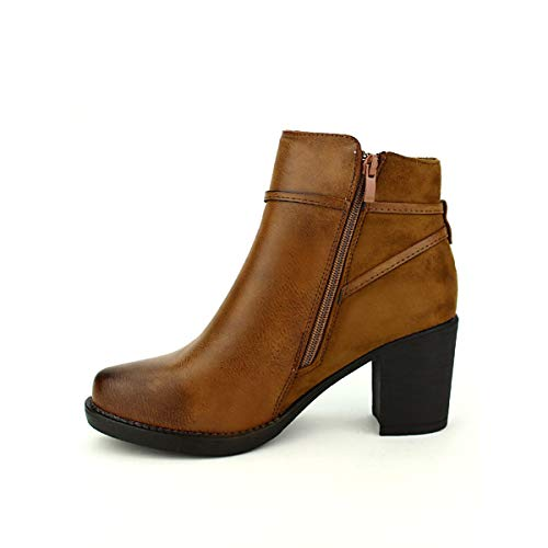 Bottines Cendriyon Me Cinks Chaussures Marron Femme wqxUUaH0Y