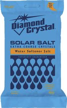 Buy Discount Diamond Crystal 804017 Solar Naturals Water Softener Salt, 50 Lbs