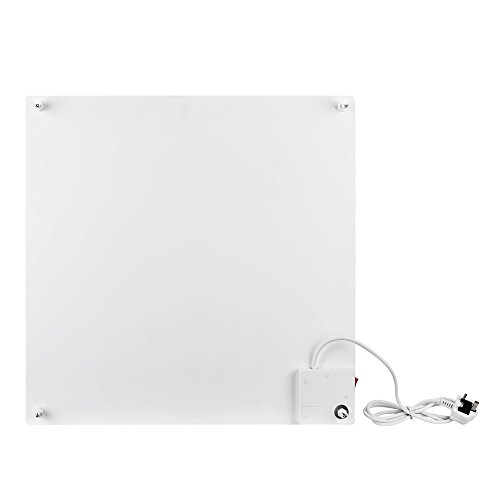 -[ VonHaus 500W Low Energy Paintable Slimline Electric Wall Mounted Ceramic Eco Panel Heater  ]-