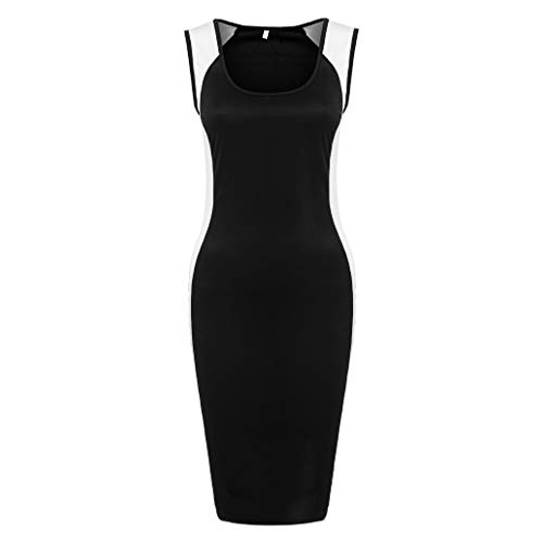 Amazon.com: YKARITIANNA Women Black and White Stripe Tight ...