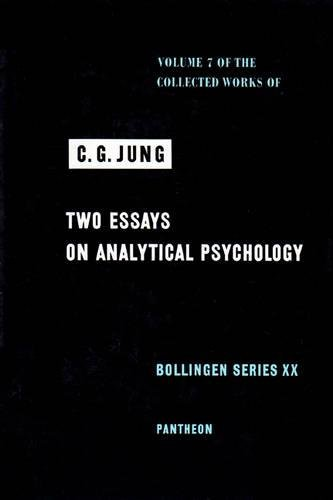 Two Essays on Analytical Psychology (Collected Works of C.G. Jung, Volume 7) -  Jung, Carl Gustav, Hardcover