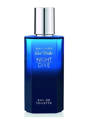 - Cool Water Night Dive FOR MEN by Davidoff - 4.2 oz EDT Spray