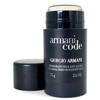GIORGIO ARMANI Armani Code Deodorant Stick for Men, 2.6 Ounce