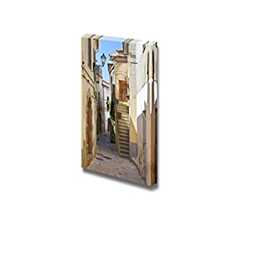 Crafted to Perfection, Magnificent Style, Alleyway Acerenza Basilicata Italy