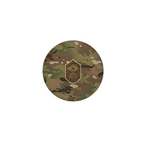 CafePress U.S. Air Force: E-8 1St Sergeant (Camo 1