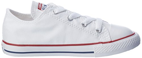Converse Kinder Chuck Taylor All Star Kern Ochse (Little) Optisches Weiß