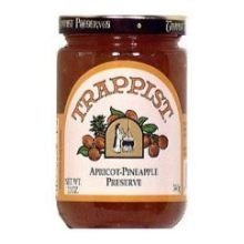 Trappist Preserves,Apricot Pineapple 12 Oz (Pack Of 12)