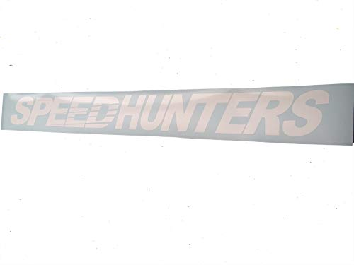 GY Vinyl Arts,SPEEDHUNTERS, Windshield, Decal, Car, Sticker, Banner