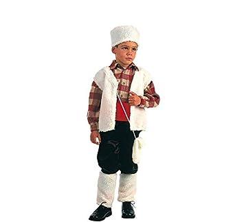 LLOPIS - Disfraz Infantil Pastor t-0: Amazon.es: Juguetes y juegos