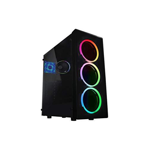 Gaming PC Desktop Computer i5 3.10ghz 2400, 8GB DDR3 Ram, Geforce GT710 2GB Graphic, 1TB HDD, 500w Power, WiFi Ready