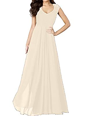 ThaliaDress Long Lace Bridesmaid Evening Dresses Prom Gowns T278LF